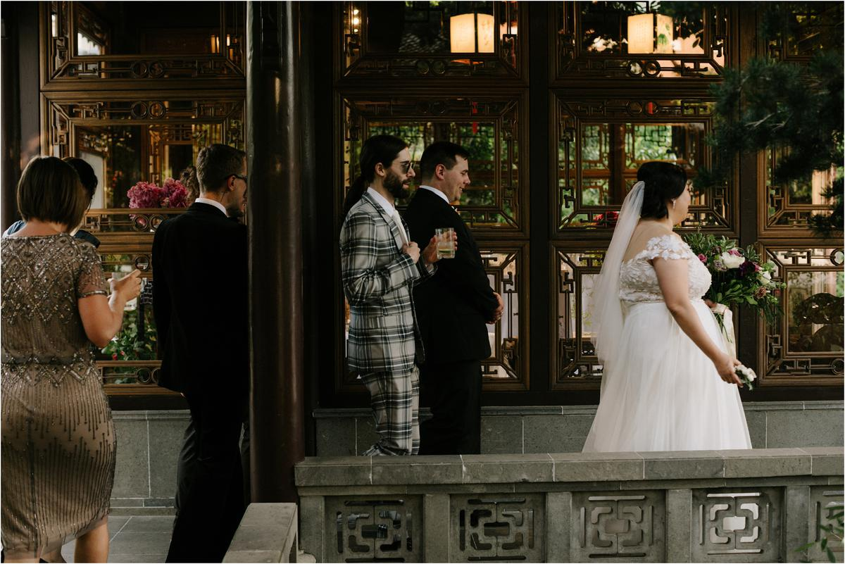 Lan Su Chinese Garden Wedding Katy Weaver Photography